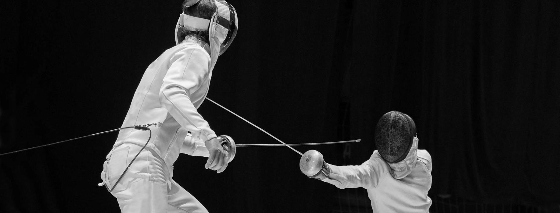 Фото - Урок фехтования