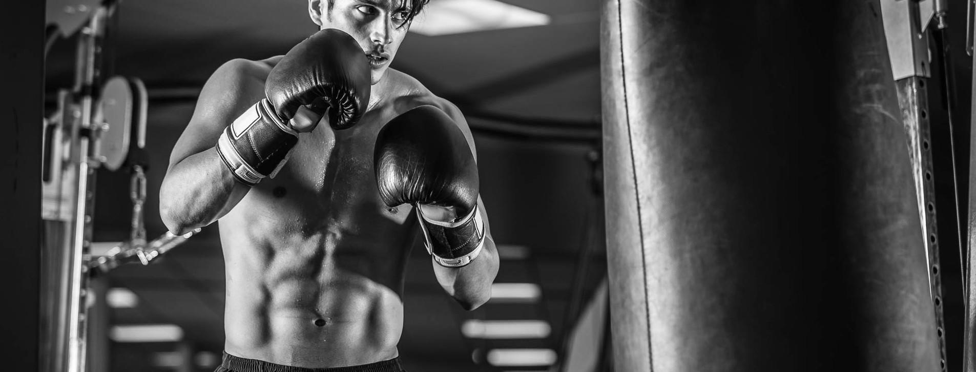 Фото - Мастер-класс бокса