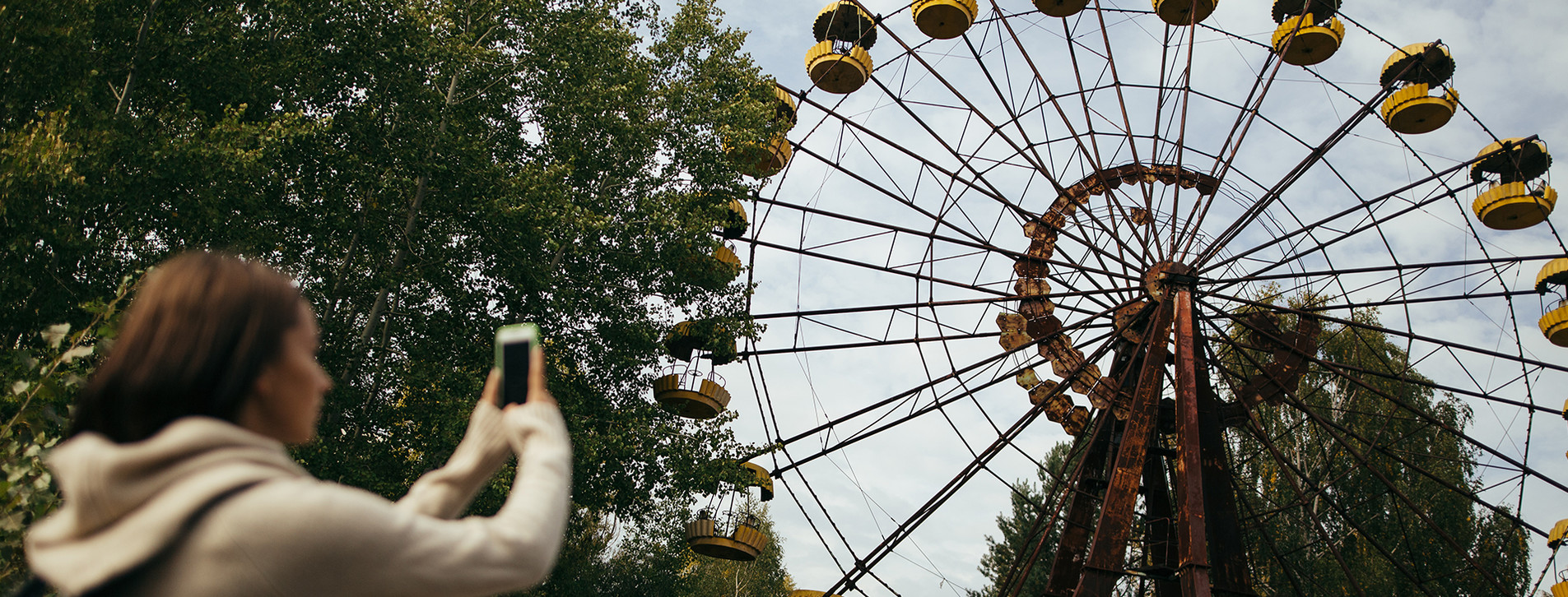 Фото - Екскурсія до Чорнобиля для двох
