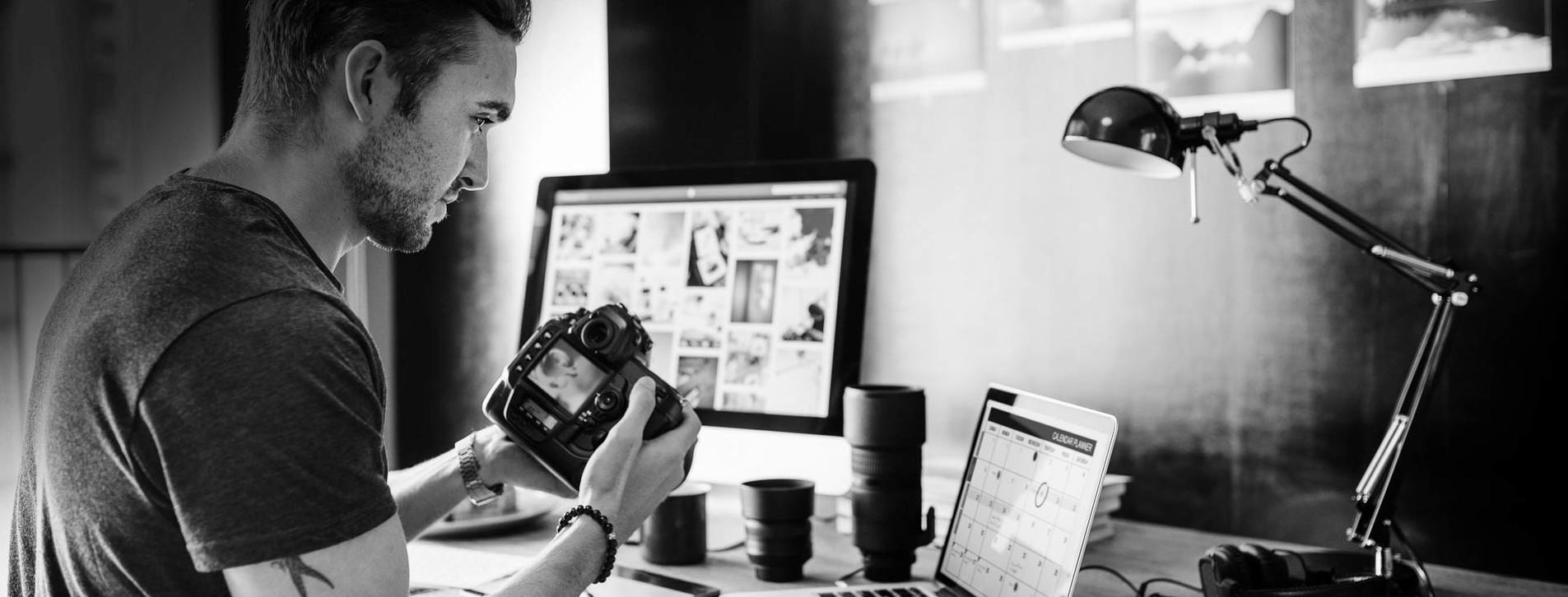 Фото - Урок фотографії та ретуші