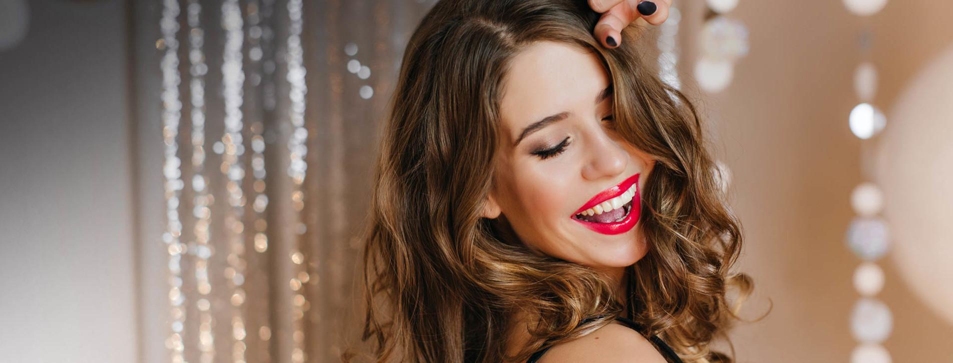 Фото - Укладка и макияж