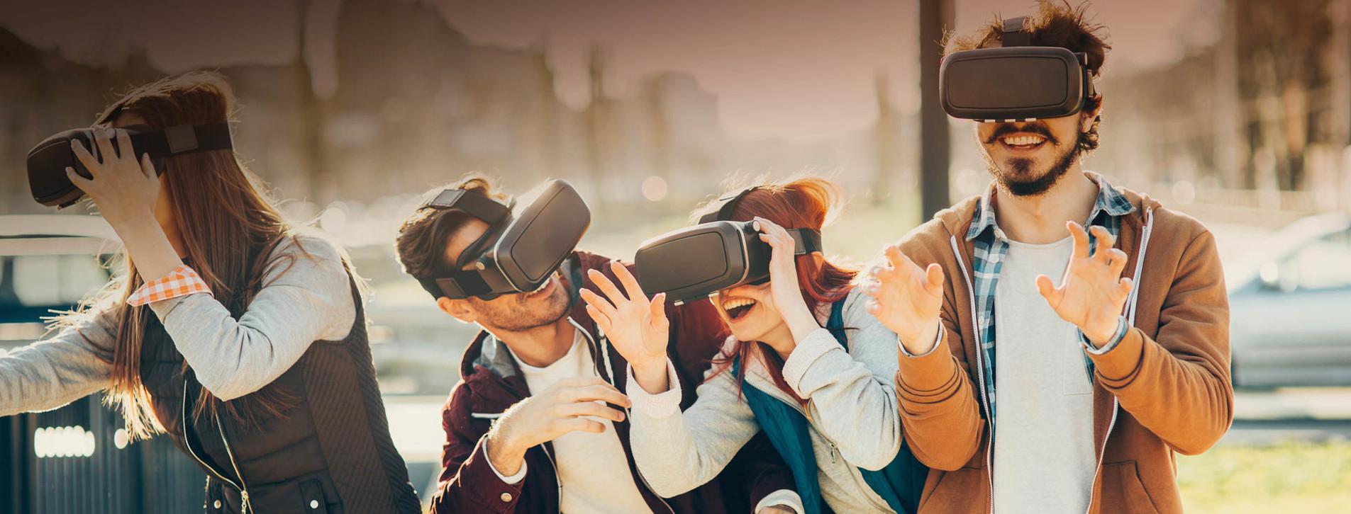Фото - Квест віртуальної реальності