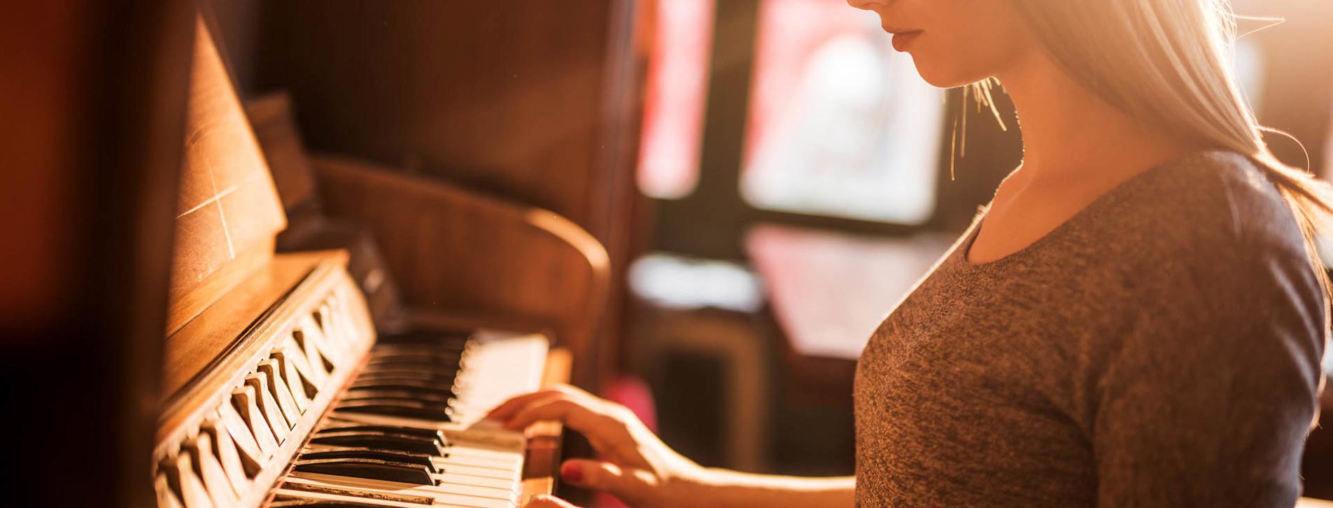 Фото - Курс игры на фортепиано