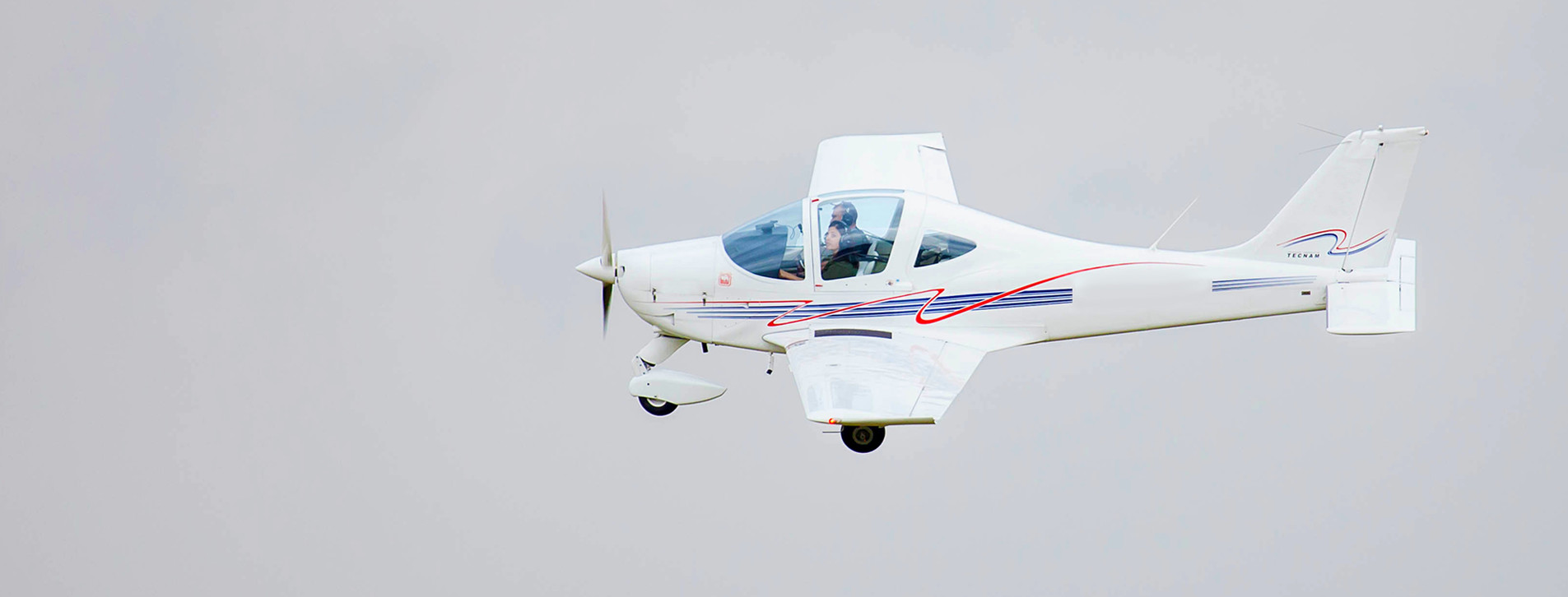 Фото - Затяжний навчальний політ на літаку