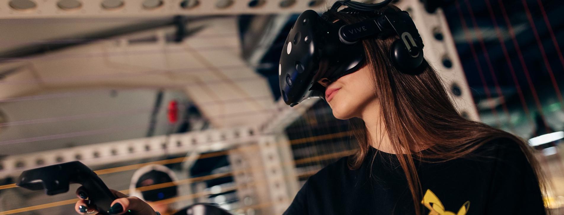 Фото - Занурення у світ VR-ігор для компанії