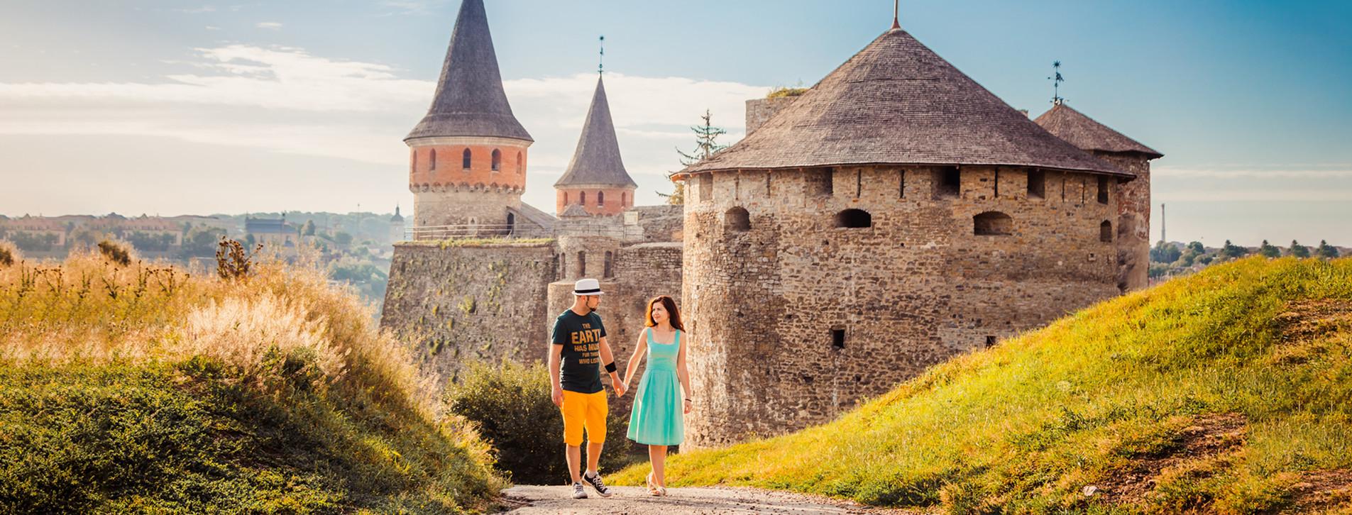 Фото - Тур в Черновцы, Каменец-Подольский, Хотин для двоих