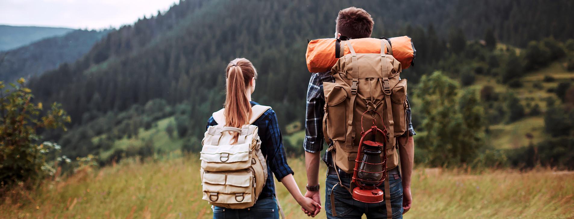 Фото - Поход в Карпатские горы для двоих