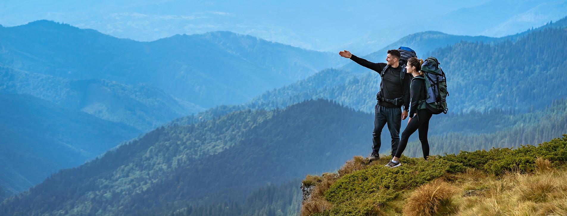 Фото - Поход в Карпатские горы
