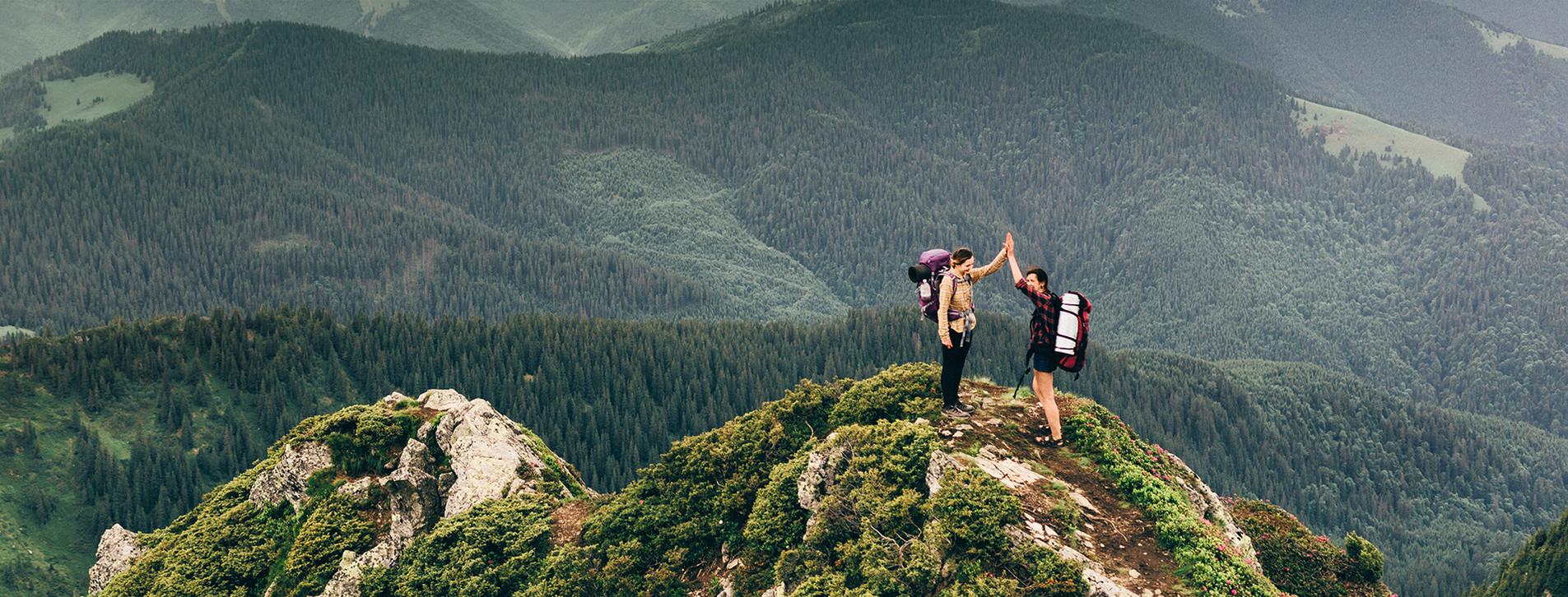 Фото - Восхождение на вершины Карпат для двоих