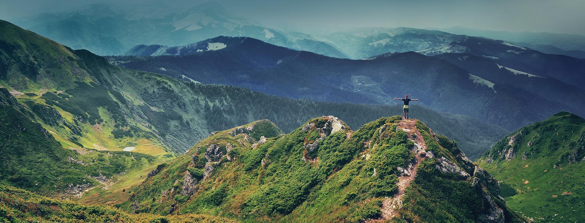 Фото - Сходження на вершини Карпат