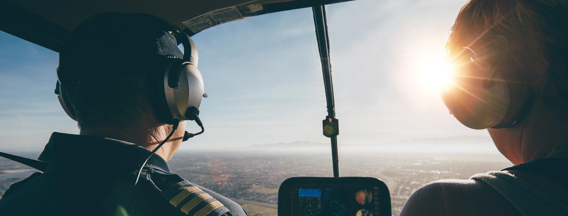Фото - Політ на легкому літаку для двох