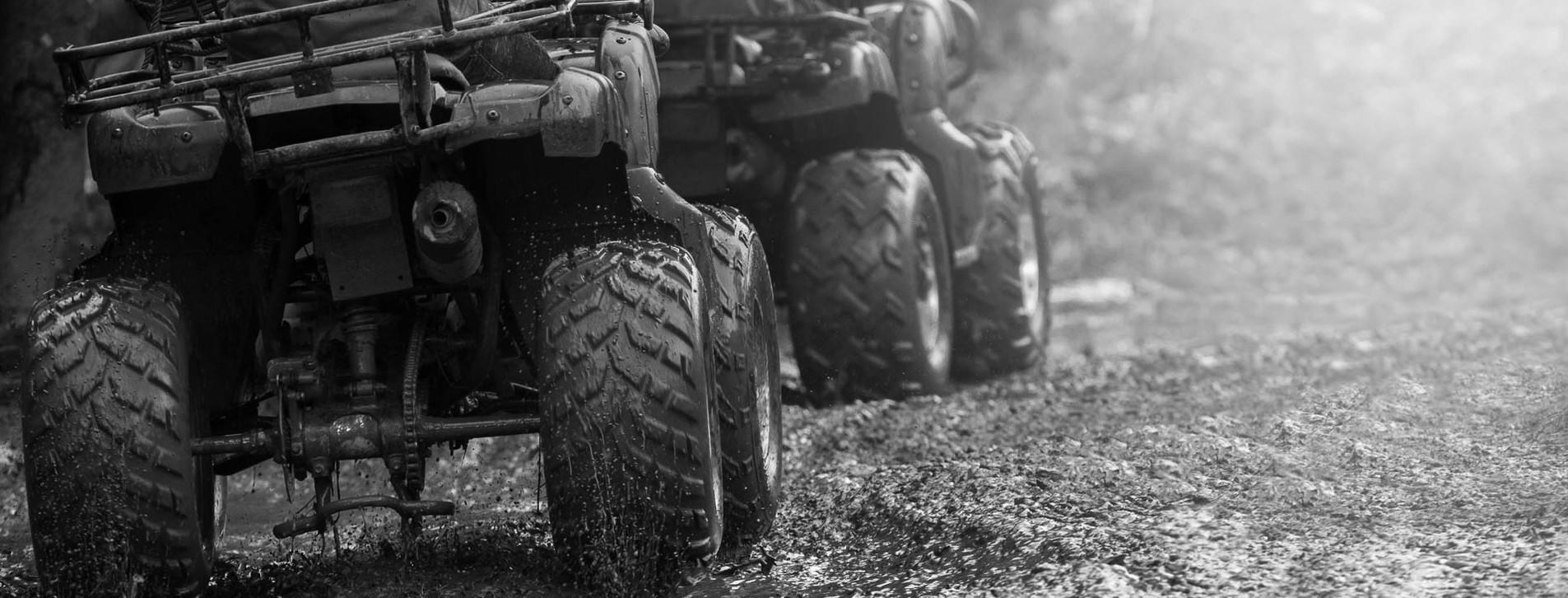 Фото - Екстрим на квадроциклах для двох